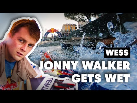 Jonny Walker Takes a Swim In the Porto Prologue Full POV I WESS 2019