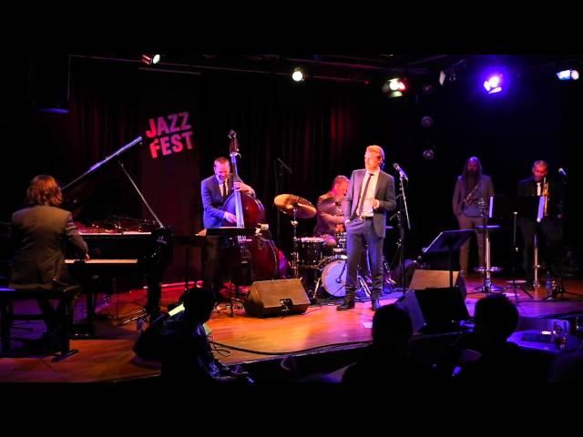 Harr & Hartberg på Jazzfest (Trondheim) 2015