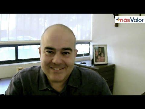 +Más Valor Entrevista a David Calderón