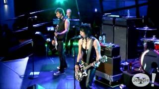 Joan Jett - ACDC / Everyday People  ( Live )