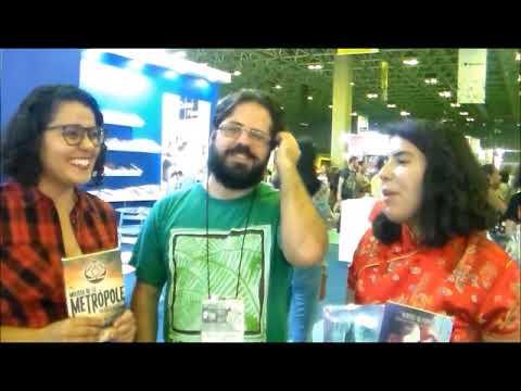 Entrevistas Bienal 2017   Karen Alvares e Melissa de Sá