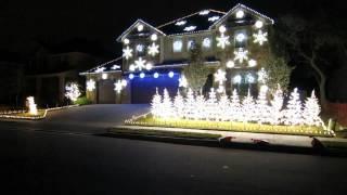 """""""Get Your Shine On"""" Christmas Lights by Florida Georgia Line"""