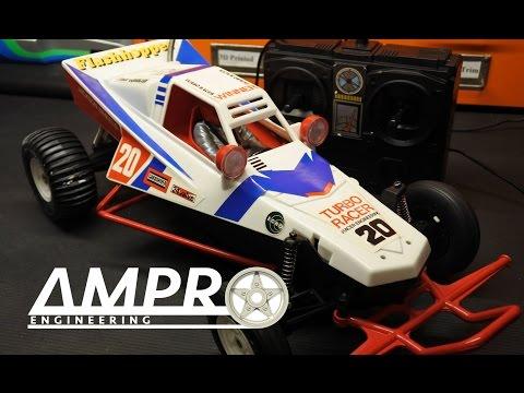 e69: Grand Race Flashhopper - Tamiya Grasshopper Knock Off!