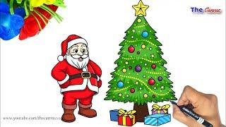 Easy Drawing Christmas Tree 免费在线视频最佳电影电视节目 Viveos Net