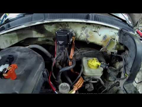 Фото к видео: двигатель AEE ошибка 00609 побеждена раз и навсегда