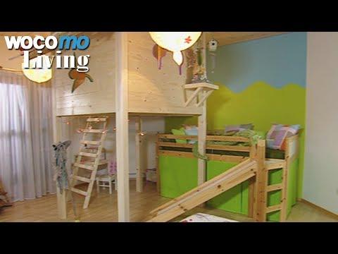 Baumhaus fürs Kinderzimmer bauen - Tapetenwechsel (BR) | Staffel 9 - Folge 3