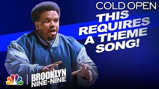 Cold Open: Jake and the Pontiac Bandit Team Up - Brooklyn Nine-Nine