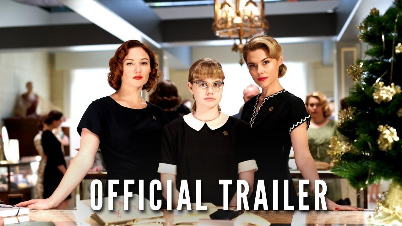 Video trailer för LADIES IN BLACK - Official Trailer - In Cinemas September 20