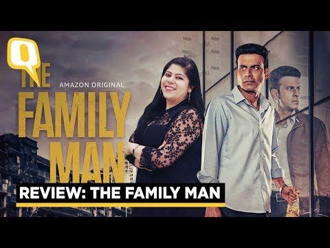 The Family Man Review: Rj Stutee Reviews Manoj Bajpayee's Digital Debut Series | The Quint