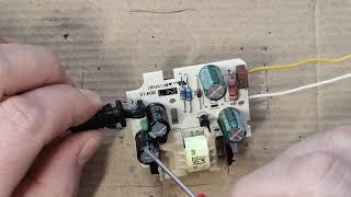Reparatur eines komplexen Steckernetzteils für Siemens Systeme: J31032-K2002-H997