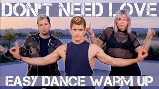 220 Kid & Gracey – Don't Need Love (Swipe Left Swipe Right) | Caleb Marshall | Dance Workout