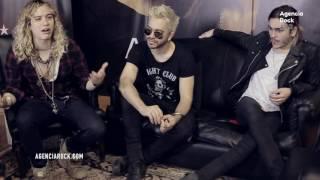 Entrevista con Airbag - Agencia Rock