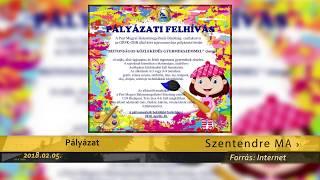 Szentendre MA / TV Szentendre / 2018.02.05.