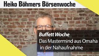 Böhmers Börsenwoche: Das bringt die Warren-Buffett-Woche