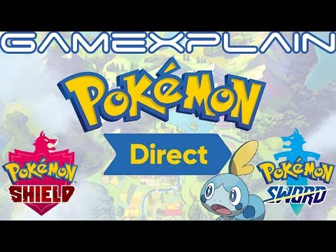 Pokemon Sword Shield A New Direct Announced In June For The Full