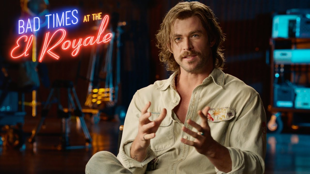 Bad Times at the El Royale - Scratching at the Surface