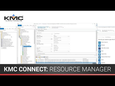 KMC Connect: Resource Manager