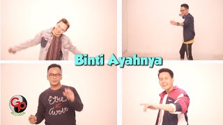 KANGEN Band - Binti Ayahnya (Video Lirik)
