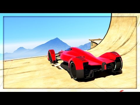 Here's A Stupidly Fast Concept Car In GTA 5 (GTA 5 Mods)