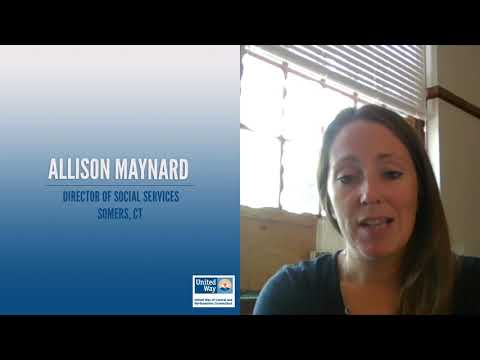 Connecticut United Ways COVID-19 Response Fund Partner Testimonial