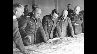 Нападение на СССР  Вторая Мировая Война