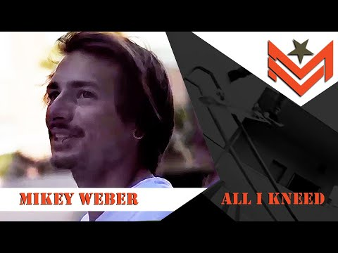 Mikey Weber - All I KNEED - Mini Logo Skateboards