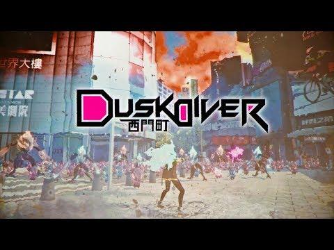 Dusk Diver - Announcement Trailer thumbnail