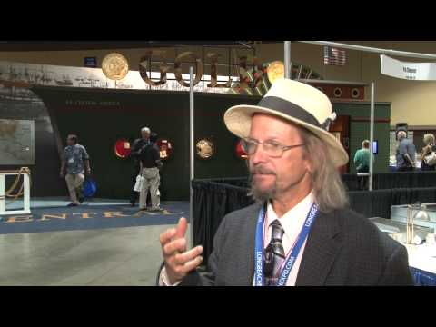 SS Central America Chief Scientist Talks about the Ship of Gold Treasure