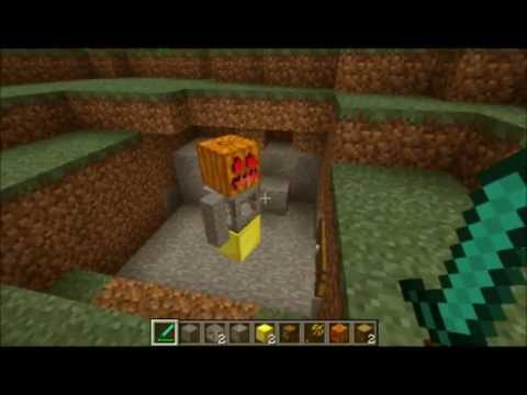 Golem Factory Build Them Out Of Anything Minecraft Mod