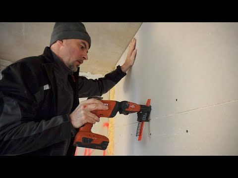 Trockenbauschrauber Hilti SD 5000 im Praxistest