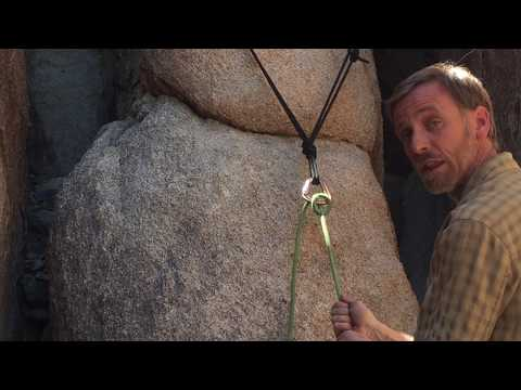How to tie a Munter Mule Overhand