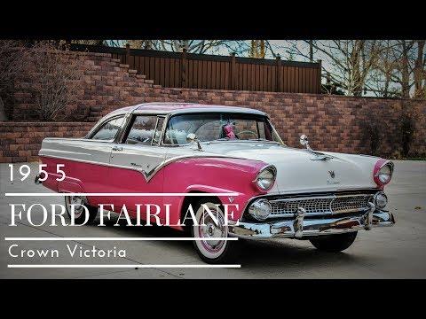 Video of '55 Fairlane - M45S