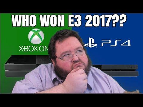 WHO WON E3 2017?  Playstation? xbox? Nintendo? ubisoft?