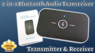 HiFi Audio Bluetooth Transmitter & Receiver