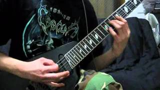 Angra - The Temple of Hate Guitar Cover