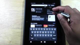 Kindle Fire HD for Beginners​​​ | H2TechVideos​​​