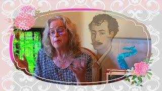 Bonnie Vent Channeling Musician and Author Jesse Shepard/Francis Grierson & Mini Tarot Readings