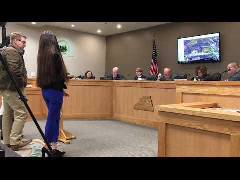 Video: Scott supervisors get update on community work program