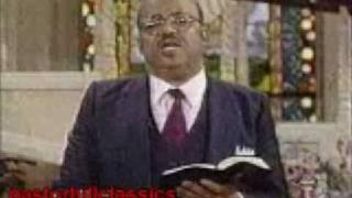 Pastor E.V. Hill: Why I Won't Quit (Pt. 1 of 3)