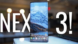 Vivo NEX 3 Complete Walkthrough: Zero Bezel 64MP Monster