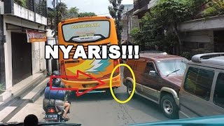 NYARIS! Naik Bus Lewat Jalan SEMPIT di Bandung | Efisiensi Royal Class