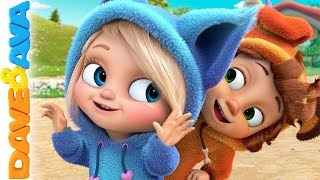 😎Nursery Rhymes and Kids Songs  | Baby Songs and Nursery Rhymes by Dave and Ava 😎