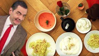 DINNER DATE Bean ❤️ | Valentine's Handy Bean | Mr Bean Official