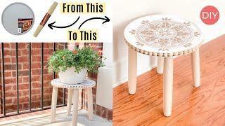 DOLLAR TREE Flower Plant Holder DIY | MUST SEE DIY 😱 | Boho Chic Style | Ashleigh Lauren