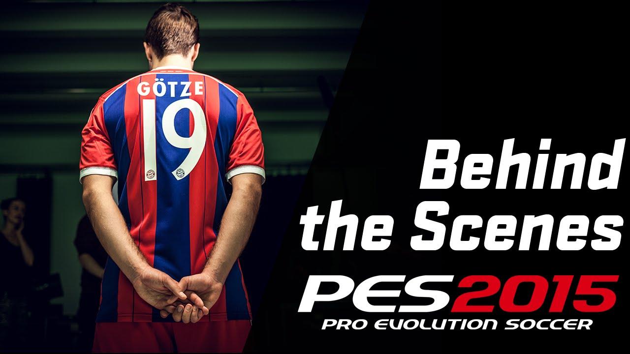 Nouvelle vidéo PES 2015 : comment les meilleurs footballeurs sont recréés dans le jeu