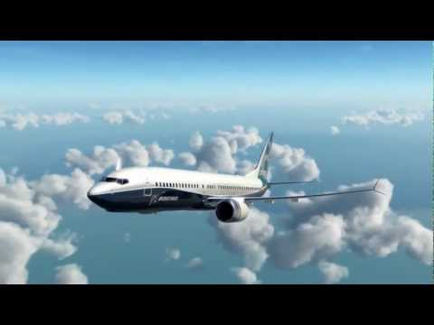 Alaska Airlines Boeing 737 Max 8 Minecraft Project