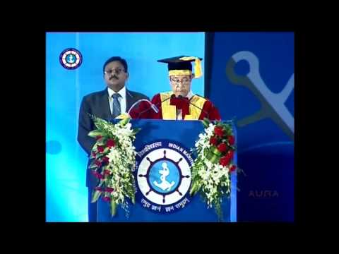 Indian Maritime University video cover1