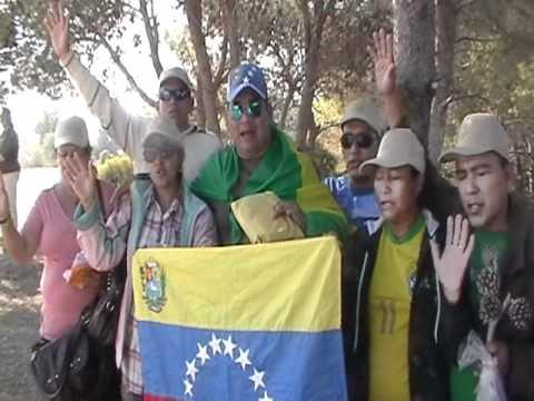 Profecia sobre Venezuela en Israel. Pastor Ribamar Ladislau Turista ...