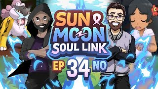 SHADY HOUSE  Pokémon Sun & Moon Soul Link Randomized Nuzlocke w/ TheKingNappy Ep 34