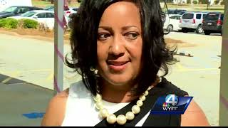 School honors the memory of principal's mother with special party